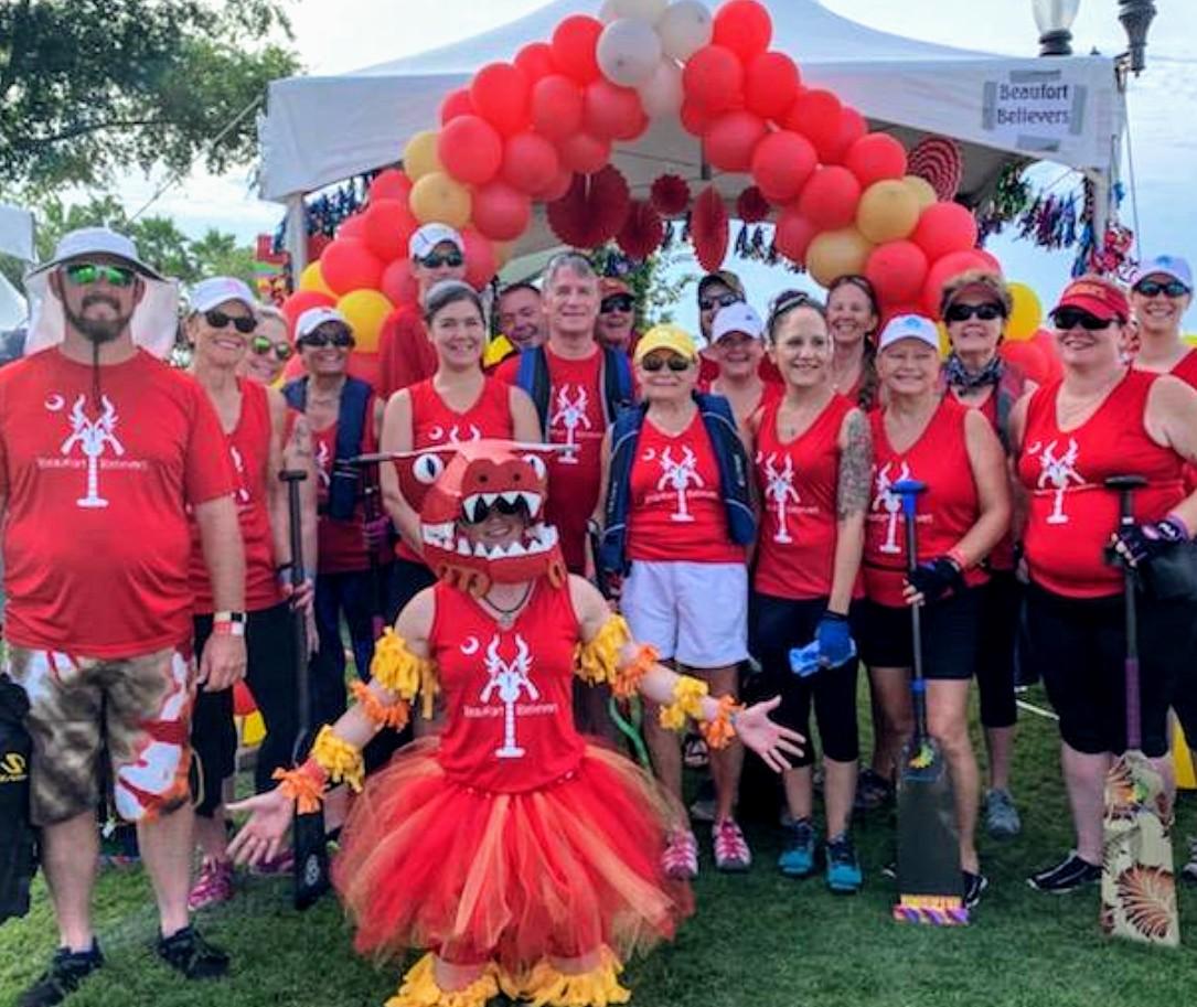 Beaufort Believers's Team photo