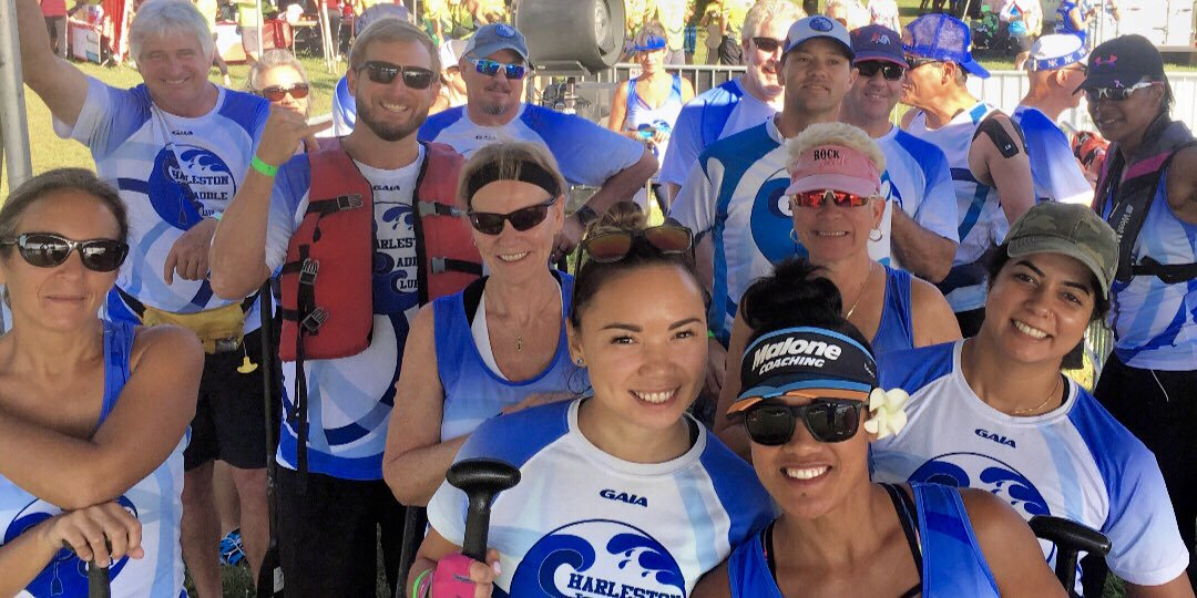 Charleston Paddle Club Firebreathers's Team photo