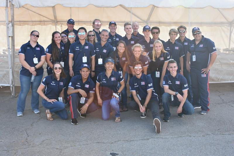 LCKC Dragon Boat's Team photo